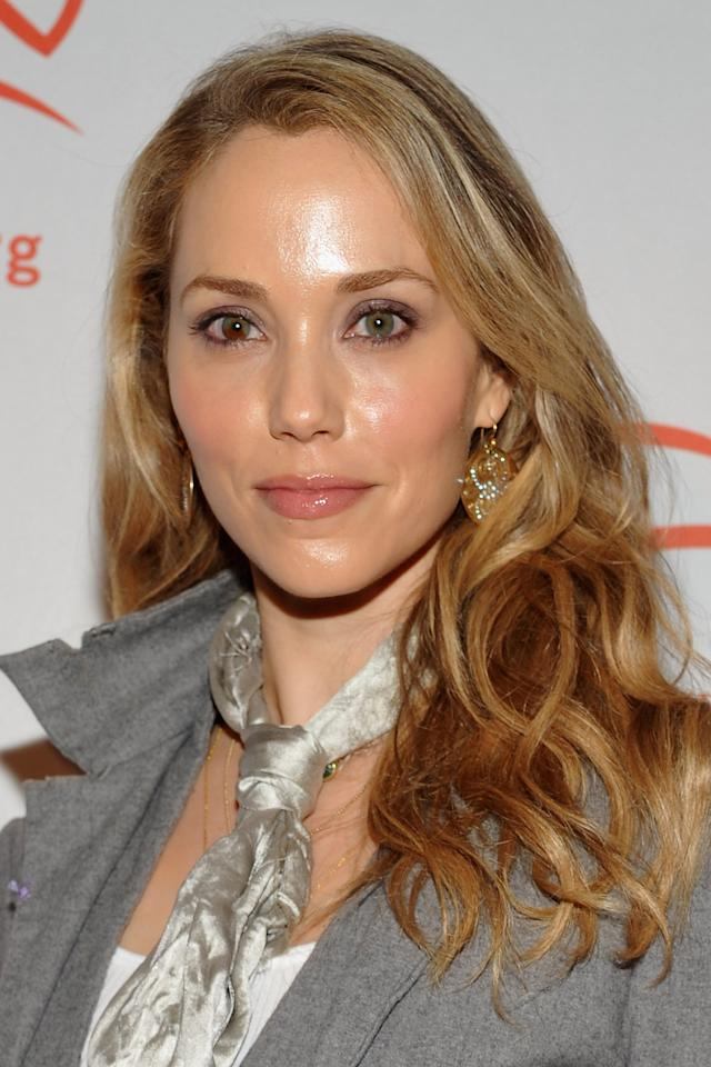 NEW YORK, NY - NOVEMBER 12:  Elizabeth Berkley attends the 2011 A Funny Thing Happened On The Way To Cure Parkinson's event at The Waldorf=Astoria on November 12, 2011 in New York City.  (Photo by Mike Coppola/Getty Images for the Michael J. Fox Foundation for Parkinson's Research)