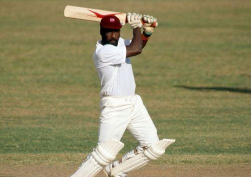 Sir Viv Richards captained the West Indies cricket team