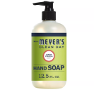"<p><strong>Mrs. Meyer's Clean Day</strong></p><p>target.com</p><p><strong>$3.99</strong></p><p><a href=""https://www.target.com/p/mrs-meyer-s-clean-day-liquid-hand-soap-lemon-verbena-scent-12-5-fl-oz/-/A-13315171"" rel=""nofollow noopener"" target=""_blank"" data-ylk=""slk:SHOP IT"" class=""link rapid-noclick-resp"">SHOP IT</a></p><p>Mrs. Meyer's is a kitchen sink classic, and for good reason: it gets palms squeaky clean without stripping the skin.</p>"