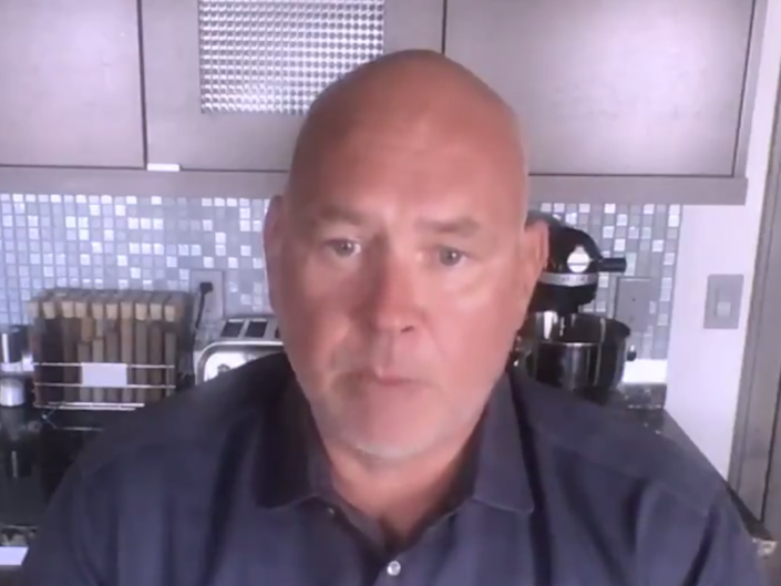 Co-founder of The Lincoln Project Steve Schmidt, talking to Joy Reid on Wednesday: (NBC)
