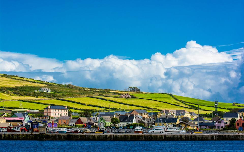Dingle in southern Ireland - Istock