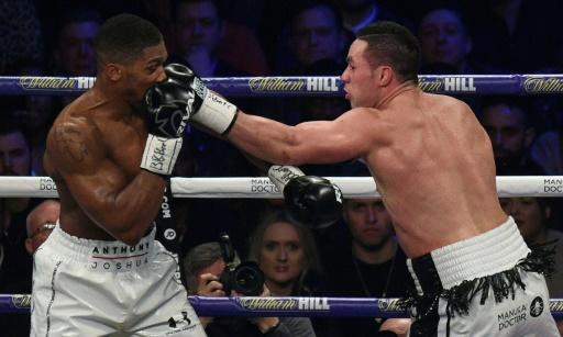 Dillian Whyte gets huge fight in London next month