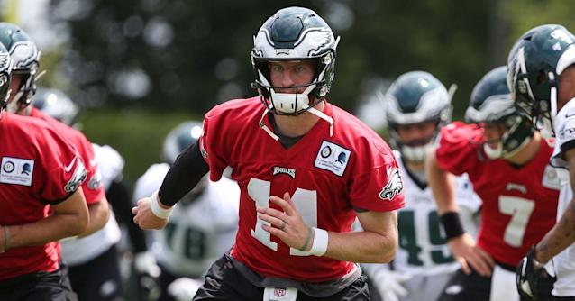 Eagles stock up, stock down following OTAs and minicamp