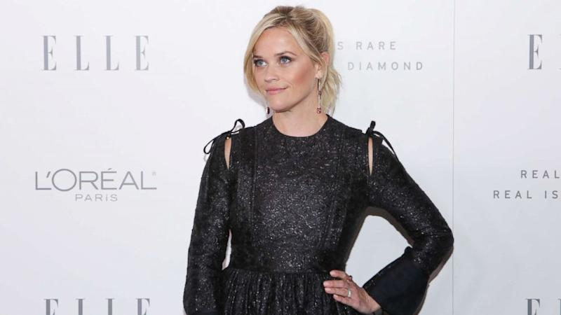 Reese Witherspoon says director assaulted her at the age of 16