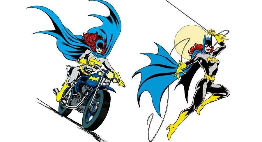 For nearly two decades, this grey and blue costume is what Batgirl wore in the pages of DC Comics.