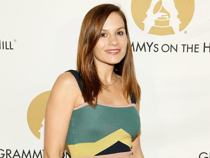 Singer Kara DioGuardi at The Recording Academy®'s 2017 GRAMMYs on the Hill®