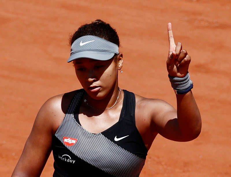 FILE PHOTO: French Open