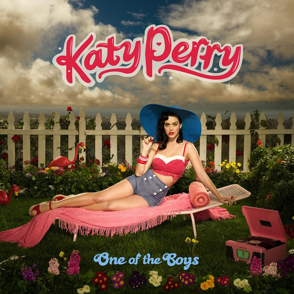 "Katy Perry's ""One of the Boys"" (EMI Music Marketing)"
