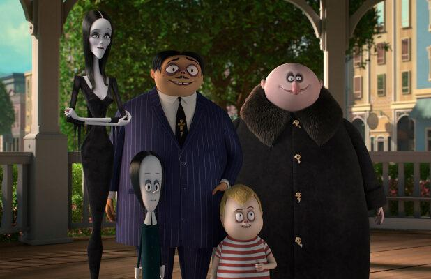 'The Addams Family' Film Review: Creepy, Kooky Characters Live Again in Fun Animated Feature
