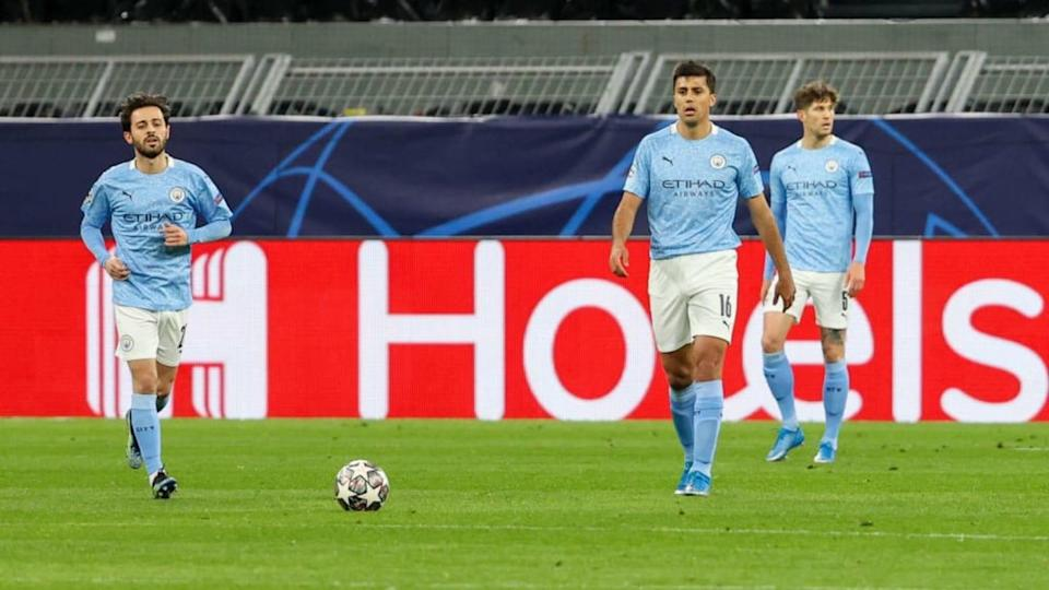 Borussia Dortmund v Manchester City - UEFA Champions League Quarter Final 1: Leg Two | BSR Agency/Getty Images