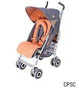 recall of strollers