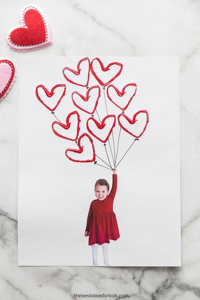 """<p>Make this card even more special by adding a photo cutout of your tiny valentine. </p><p><em><a href=""""https://www.thebestideasforkids.com/valentine-balloon-craft/"""" rel=""""nofollow noopener"""" target=""""_blank"""" data-ylk=""""slk:Get the tutorial at The Best Ideas for Kids »"""" class=""""link rapid-noclick-resp"""">Get the tutorial at The Best Ideas for Kids »</a></em></p>"""