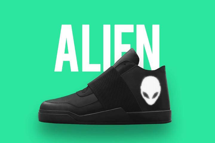 vixole high tech shoes alien sq