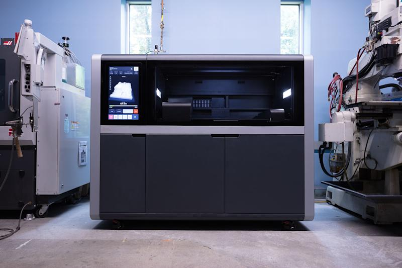 Shop System additive manufacturing provides metal 3D printing to machine shops
