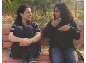 Panga: Ashwiny Iyer Tiwari revisits the shooting days of Kangana starrer from a year ago