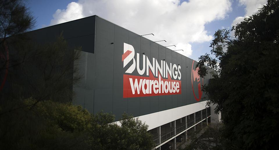 Bunnings store. Source: Getty Images