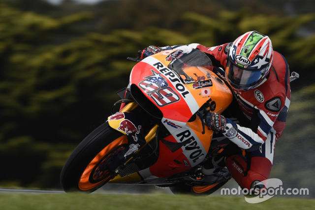 """2016. Nicky Hayden* <span class=""""copyright"""">Gold and Goose / Motorsport Images</span>"""