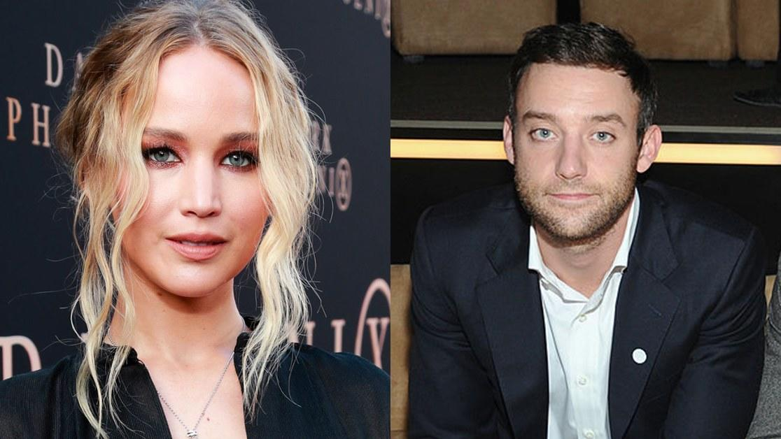 Jennifer Lawrence and art gallerist Cooke Maroney were first spotted together in 2018. Eventually Lawrence revealed Maroney had popped the question, and the couple began planning an October wedding in Rhode Island. The 150-person event took place at the Belcourt estate, a luxury property in Newport inspired by Louis XIII's hunting lodge at Versailles, and Lawrence's high-profile friends such as Emma Stone, Sienna Miller, Ashley Olsen, and Kris Jenner all attended. Sources say J.Law wore a Dior gown for the big occasion.