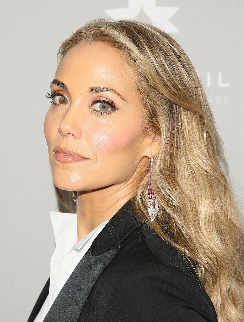 <p>Actress-turned-advice guru Elizabeth Berkley's green peepers aren't exactly the same shade. She has a touch of brown in one of them, although you probably picked up on that when you couldn't take your eyes off her during<i> Showgirls</i>, no?<i> (Photo: WireImage) <br></i></p>