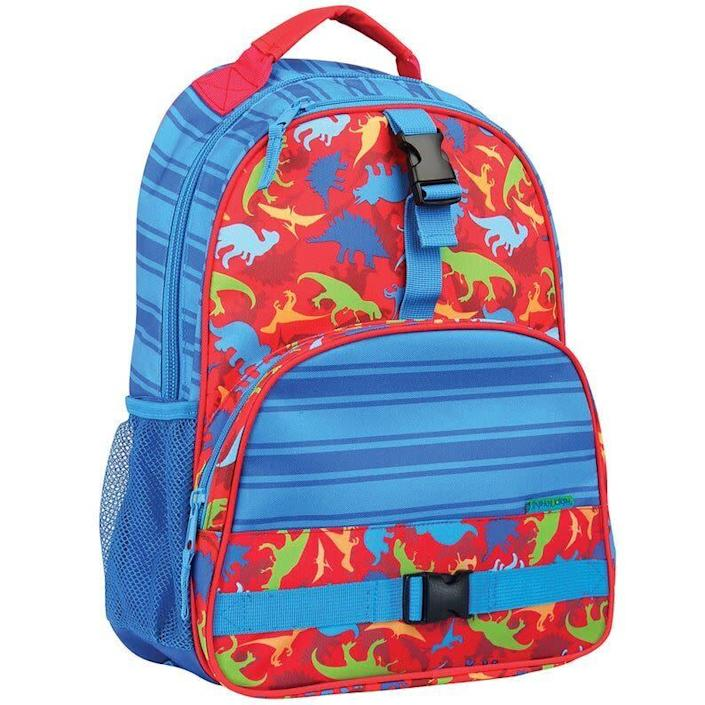 """Find this <a href=""""https://fave.co/32Wvijv"""" rel=""""nofollow noopener"""" target=""""_blank"""" data-ylk=""""slk:Southern Peach Co. printed backpack"""" class=""""link rapid-noclick-resp"""">Southern Peach Co. printed backpack</a> for $23 on <a href=""""https://fave.co/32Wvijv"""" rel=""""nofollow noopener"""" target=""""_blank"""" data-ylk=""""slk:Etsy"""" class=""""link rapid-noclick-resp"""">Etsy</a>."""