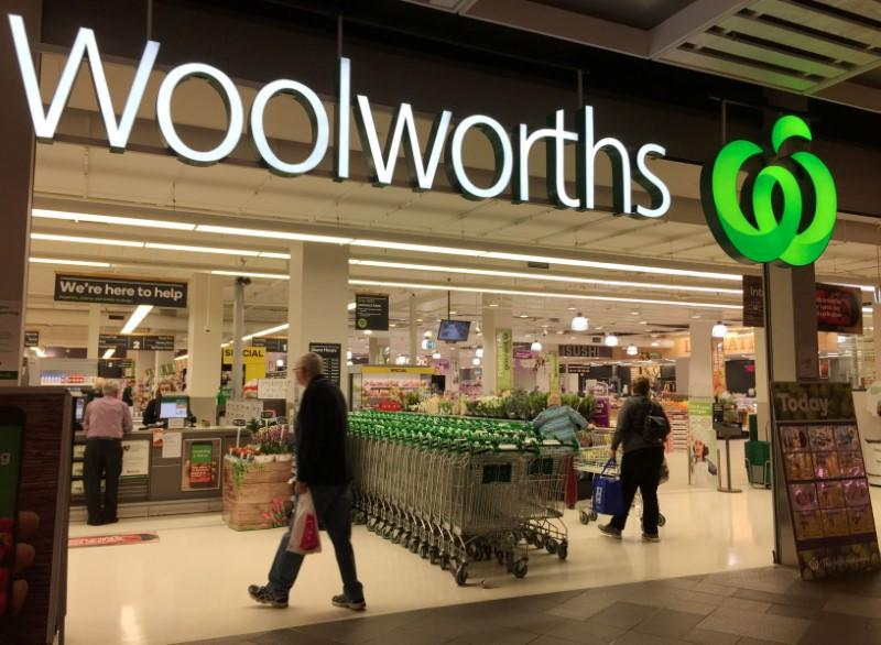 Australia's Woolworths to reward over 100,000 staff with shares for virus efforts