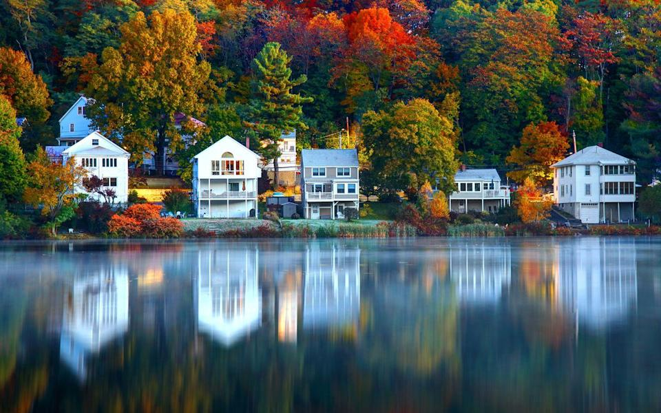 <p>Few places in Boston compare to the Jamaica Plain neighborhood. Within that area, you can find the Samuel Adams Boston Brewery and the Arnold Arboretum of Harvard University. </p>