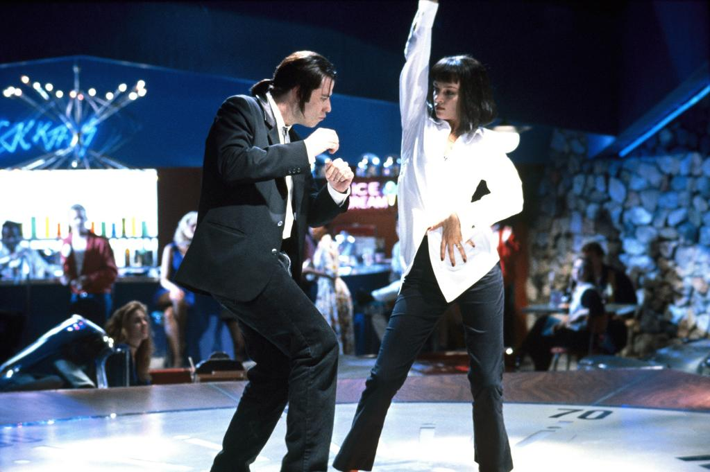"<b>October 14, 1994</b> – Quentin Tarantino's uber-influential ""<a>Pulp Fiction</a>"" opened wide on this day. Besides winning the Palm d'Or at the Cannes Film Festival and an Oscar for Tarantino and Roger Avary's original screenplay, the dark comedy also made John Travolta cool again."