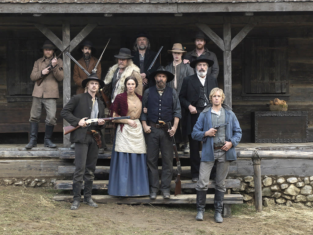 """The Hatfields & McCoys"""