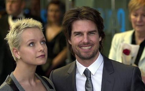 Tom Cruise, Samantha Morton - Credit:  Electronic Picture Desk/ Clare Kendall Commission
