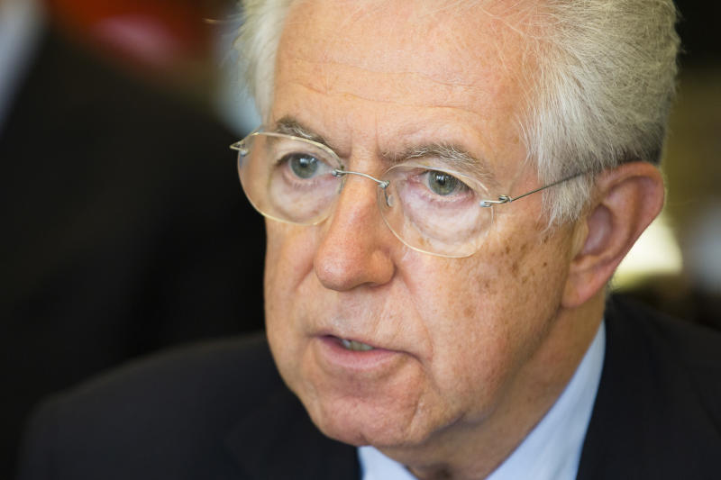 Monti picks up political support for 2nd term