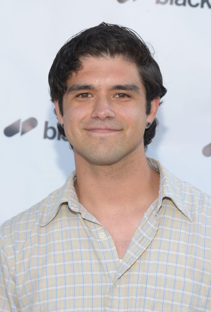 """<p>Actor Jesse Posey joins the Netflix limited series as Chris Perez. And in case he looks familiar, Jesse is the younger brother of <em>Teen Wolf</em> star Tyler Posey. </p><p>Opening up about what Selena means to him, <a href=""""https://www.goodhousekeeping.com/life/entertainment/a34523778/selena-the-series-netflix-cast-filming-details/"""" rel=""""nofollow noopener"""" target=""""_blank"""" data-ylk=""""slk:Jesse told us"""" class=""""link rapid-noclick-resp"""">Jesse told us</a>, """"It doesn't matter what culture you come from, what background. It's hard not to be inspired by her. I wish I knew about Selena years ago, because anytime I'm faced with adversity or I don't have enough confidence, I think about Selena.""""</p>"""