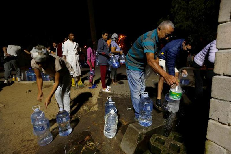 Out of Water, Cape Town Will Turn Off the Taps on 'Day Zero'