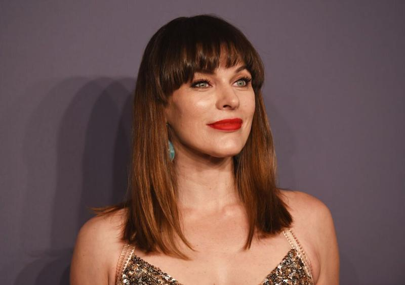 Milla Jovovich has opened up about the emergency abortion she had to have [Photo: Getty]