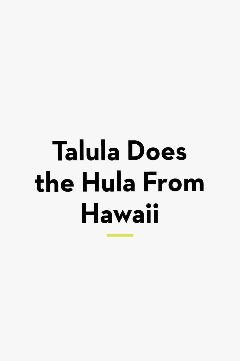 """<p>Yes, that whole thing was one name — in New Zealand, no less. When Talula Does the Hula From Hawaii turned 9 and complained about her name in a family court hearing, <a href=""""https://www.theguardian.com/lifeandstyle/2008/jul/24/familyandrelationships.newzealand"""" rel=""""nofollow noopener"""" target=""""_blank"""" data-ylk=""""slk:her parents actually lost custody"""" class=""""link rapid-noclick-resp"""">her parents actually lost custody</a> of her because the judge was """"so profoundly concerned about the very poor judgment."""" After the guardianship arrangement was altered, the girl was allowed to legally change her name.</p>"""