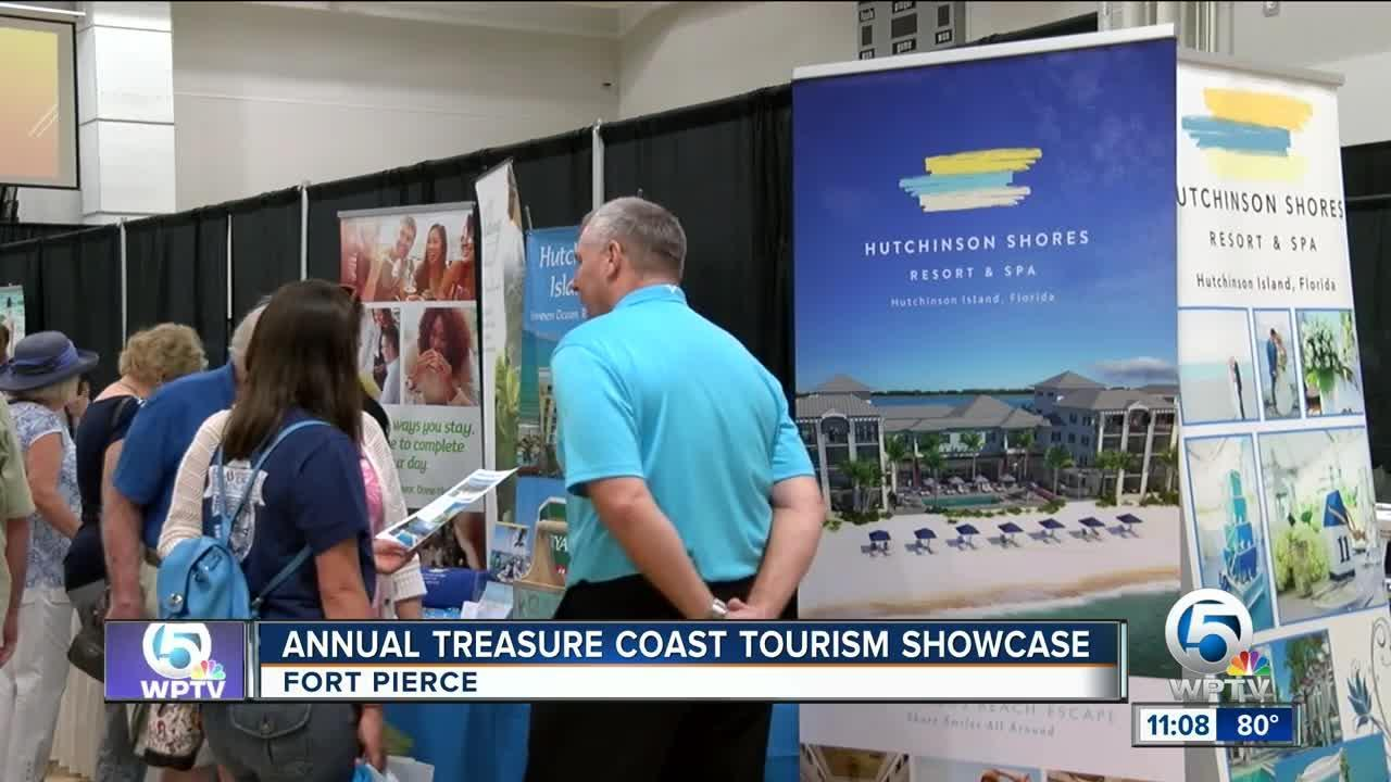 More than 80 vendors from the Treasure Coast encouraged area residents to explore their own back yards.