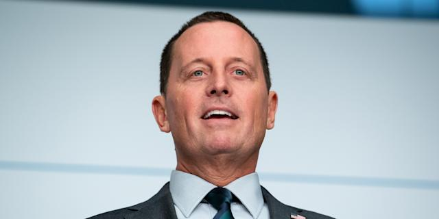 Richard Grenell, ambassador of the United States of America. (Sven Hoppe/Picture alliance via Getty)