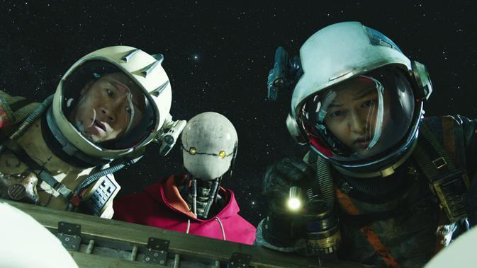 Space Sweepers tayang perdana 2 Februari 2021 di Netflix. (Photo coutersy of Netflix)