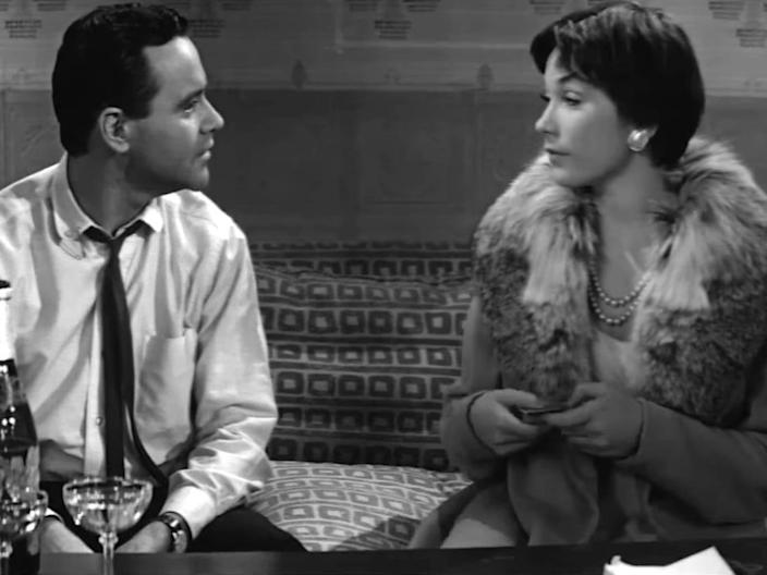 The Apartment 1960 best picture winner