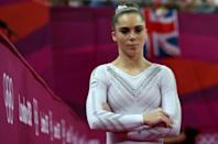 """<p>McKayla Maroney took home the silver medal on vault in London and even commented to Inside Gymnastics, """"I guess I'm going to the next Olympics."""" (Getty) </p>"""