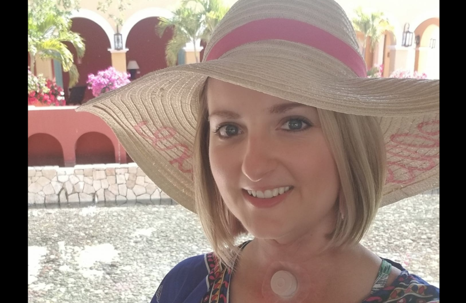 Ashley Kuzma, a teacher in Pennsylvania, wrote her own heartfelt obituary which was published after she lost her two-year-long battle with cancer. (Photo: Ashley Kuzma via Facebook)