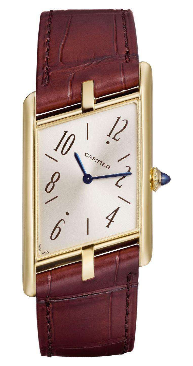 "<p>When Cartier first launched the Tank Asymétrique in 1936, it sent shockwaves through the industry. By simply shifting the dial 30 degrees to the right, the rectangular shape became a diamond, with the 12 placed in the upper right-hand corner of the case and the 6 opposite. A favorite classic model of collectors and impossibly hard to find, the house has brought back the striking Tank Asymétrique in the Cartier Privé series, which showcases limited series of its historical models. The watch is being made in rose gold, yellow gold, and platinum, only 100 models of each. No doubt they will sell out fast. <em>($26,400)</em></p><p><a class=""link rapid-noclick-resp"" href=""http://cartier.com/"" rel=""nofollow noopener"" target=""_blank"" data-ylk=""slk:Learn More"">Learn More</a></p>"