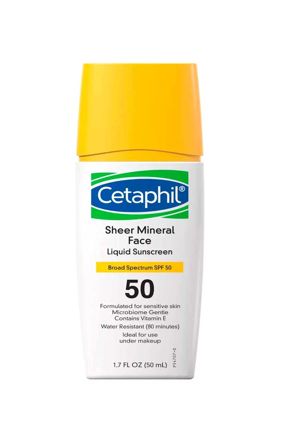 """<p><strong>Cetaphil</strong></p><p>amazon.com</p><p><strong>$14.49</strong></p><p><a href=""""https://www.amazon.com/dp/B08HJKQP7X?tag=syn-yahoo-20&ascsubtag=%5Bartid%7C10049.g.35993297%5Bsrc%7Cyahoo-us"""" rel=""""nofollow noopener"""" target=""""_blank"""" data-ylk=""""slk:Shop Now"""" class=""""link rapid-noclick-resp"""">Shop Now</a></p><p>Don't feel like spending a ton of cash on your pregnancy-safe sunscreen? This <a href=""""https://www.cosmopolitan.com/style-beauty/beauty/g35863427/best-drugstore-sunscreens/"""" rel=""""nofollow noopener"""" target=""""_blank"""" data-ylk=""""slk:drugstore"""" class=""""link rapid-noclick-resp"""">drugstore</a> option is just as effective as the pricier ones, thanks to its mineral formula that's even <strong>gentle enough for sensitive skin types</strong>. P.S., The smooth, non-greasy texture means this SPF is great for applying under makeup. </p>"""