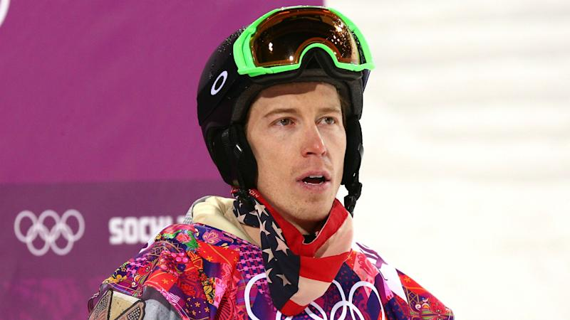 Shaun White finds (and eats)
