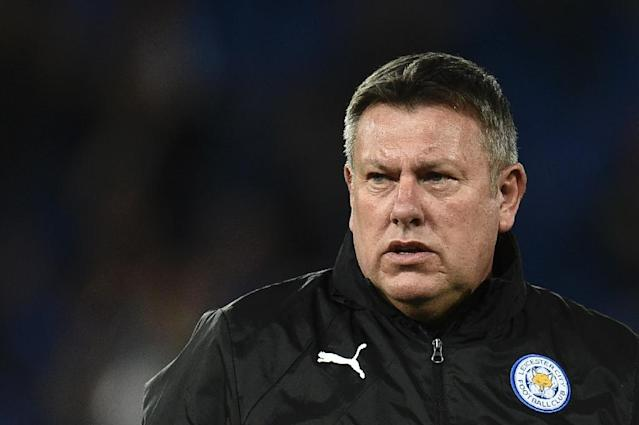 Leicester City's English manager Craig Shakespeare took over in late February as the reigning champions were sliding towards relegation (AFP Photo/Oli SCARFF )