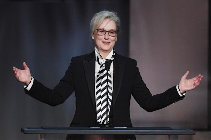 Meryl has backtracked on her one time appreciation for Weinstein. Source: Getty