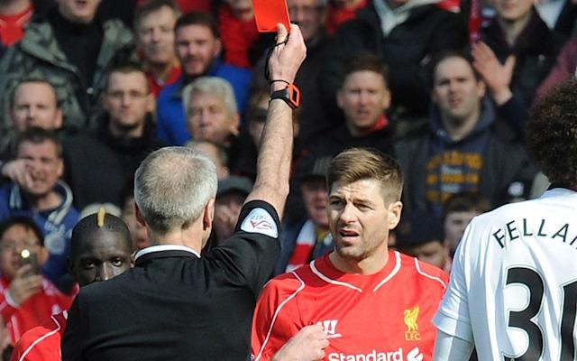 <span>Gerrard acknowledges he went over the top sometimes as a player</span> <span>Credit: Getty images </span>