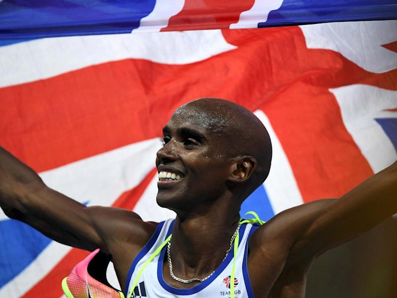 Mo Farah 'repeatedly denied' taking an injection of L-carnitine before changing his story: Reuters
