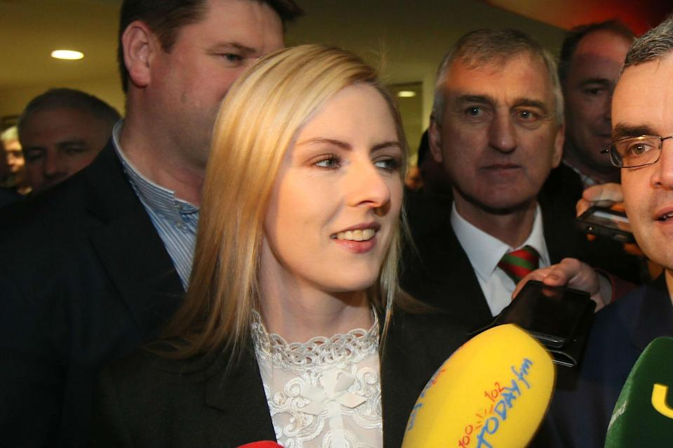 Fianna Fáil Brexit spokersperson Lisa Chambers. Pic: PA