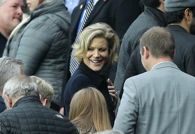 The consortium led by Amanda Staveley withdrew its bid for Newcastle