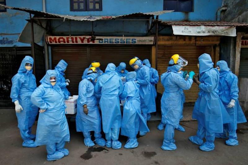 IMA Says Nearly 200 Doctors in India Have Succumbed to Covid-19 So Far; Requests PM's Attention